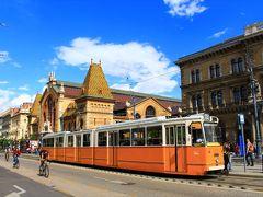 東欧12カ国巡り1Жドーハ経由ブダペストへ