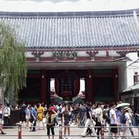 東京マリオットと東京下町巡りの旅