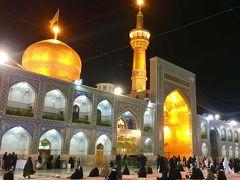 シーア派聖地マシュハド、夜のキンキラ聖廟にびっくりハマムと絨毯と ~2016-17年年越しイラン・UAE&カタール旅行(2)