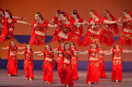 第50回 多治見市市民文化祭 ダンスの部