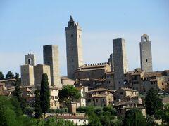 イタリアの小さな村を訪ねる旅(5) 中世のマンハッタン トスカーナ地方サンジミニャーノ