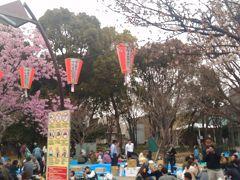日本《上野》一時帰国で小観光