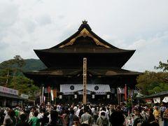 日本《長野》一時帰国で小観光