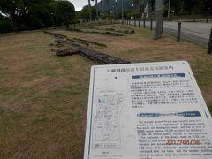 長崎8.11.12平和記念像からの朝さんぽ