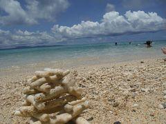 40代夫婦の旅。オクマビーチと古宇利島