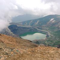 夏の蔵王(熊野岳)