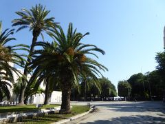 プーリア州優雅な夏バカンス♪ Vol19(第3日) ☆Trani:朝の「Villa Parco Comunale」優雅な散歩♪