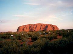 過去の旅を綴る編 1993年3月 オーストラリア東半分を巡る旅(岩と有袋類と綺麗な海を見る旅)
