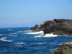 灼熱の三浦海岸城ヶ島へ早朝タンデムツーリング