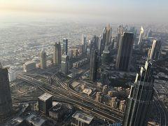 Burjkhalifa(ブルジュハリファ)展望台/AT THE TOPからドバイの街を一望して、、、そして帰国編【テンションMAX激アツResortドバイ】