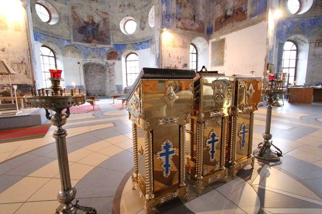 2016年ロシア黄金の環めぐりの旅【第6日目:ウグリチ】(後編)ステキな教会や修道院がたくさんのウグリチ&17世紀市民生活の博物館