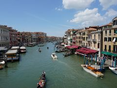 イタリア三都市 + イストラ半島ドライブ #6 : ベネチア、リアルト橋界隈