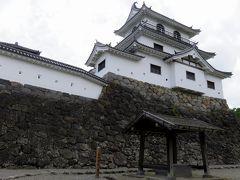 2017初夏、山形・宮城の名城巡り(1/25):6月14日(1):白石城(1/5):名古屋から東京経由宮城へ、一の門、二の門、三重櫓