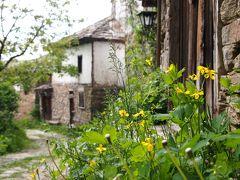 素朴でソフトで・・・食べ物もおいしく・・・物価も安く・・・トルコチックな家並みも可愛かったよ!緑多きブルガリア 10 ★石造りの小さな村は、夏の別荘地★レシテン★