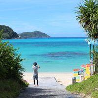 初の慶良間諸島 8泊9日の旅④