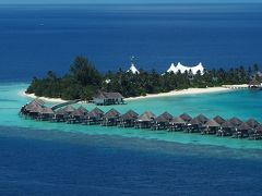 憧れのモルディブ☆アリ環礁の青い海☆水上コテージ&水上飛行機 サファリアイランドリゾート編 3
