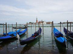 イタリア三都市 + イストラ半島ドライブ #7 : ベネチア、水の都を満喫
