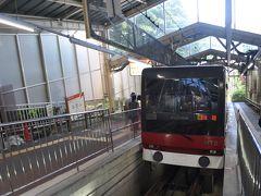 2017年7月関東日帰り鉄道旅行4(箱根登山ケーブル)