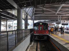 2017年7月関東日帰り鉄道旅行5(強羅駅から羽田経由で帰途)