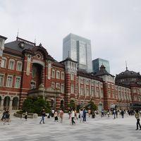 東京駅に泊まる