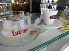 プーリア州優雅な夏バカンス♪ Vol41(第4日) ☆Trani:トラーニに別れる前にカフェで一杯♪