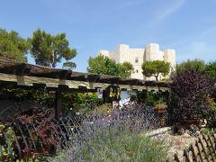 プーリア州優雅な夏バカンス♪ Vol42(第4日) ☆Traniから世界遺産Castel del Monteへ♪