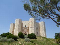 プーリア州優雅な夏バカンス♪ Vol46(第4日) ☆世界遺産「Castel del Monte」たっぷりと優雅に鑑賞♪そしてさようなら♪
