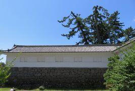 2017初夏、旧東海道の名城巡り(2/14):7月14日(2):小田原城(2/9):常盤木門、天守閣、天守閣展示室