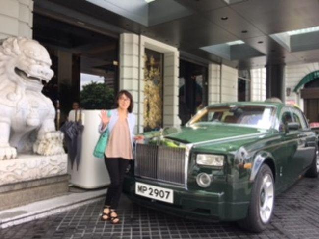 夫からのバースデープレゼント、今年は私が愛してやまない香港旅行となりました。<br />ANAでは初めてのビジネスクラス利用、宿泊はペニンシュラホテルのコーナースイートと、いつもの弾丸旅とはエラい違いです。内容に伴っていけるか、期待と不安でいっぱいです