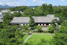 2017初夏、旧東海道の名城巡り(14/14):7月14日(14):掛川城(2/2):掛川城、木造で再建の天守、二の丸御殿