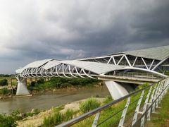 2017-7月 水を巡る雲林の旅 10 北港 その2 製糖鉄道跡、女兒橋 ほか