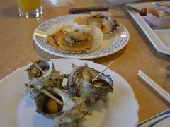 クリスタルビューホテルの夕食 NO6