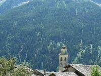 2017 再び、初夏のスイスへ 7  ソーリオ村