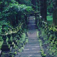 神秘的な穴場スポット上色見熊野座神社