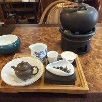 毎年恒例の台北旅行【その1:台北101を望むホテル、茶芸館、故宮博物館観光編】