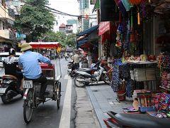 また来ちゃったベトナム。3日目 ハノイ旧市街地観光とお土産