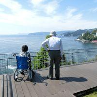 87歳の父と83歳の母を連れて東急ハーヴェストクラブ熱海伊豆山へ。その2