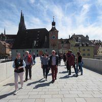 南ドイツへの旅 ~レーゲンスブルク~ 街歩き