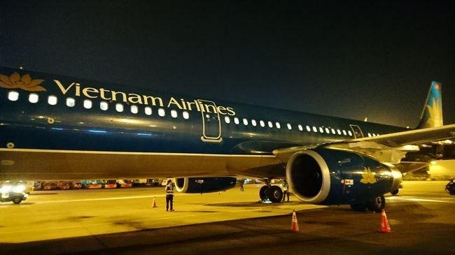 ベトナム航空のセールでバンコクに行って来ました。10年以上前ベトナムに行くときに利用して以来の搭乗です。その頃はノイバイもタンソンニャットも旧ターミナルでしたが、今回はどちらも新しくなったので、どう変わったのか楽しみでした。またB787、A350と新機材を2種類乗れるのも魅力的です。<br />今回の行程は、行き:関空~ハノイ~バンコク、帰り:バンコク~ホーチミン~関空です。<br />バンコクでのホテルは、コンラッドです。バンコク含め東南アジアは、高級ホテルが安いのも魅力的です。<br />いつもの旅行記のように空港や飛行機がメインとなりますが、興味があれば最後まで読んでみてください。