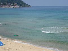 山口 瀬戸内海&日本海で海水浴2DAYS