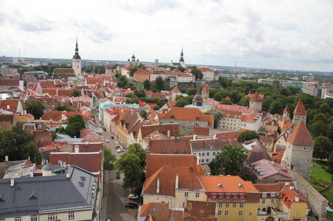 201708-11_バルト3国(タリン<エストニア>)/Tallinn <Eesti Vabariik>