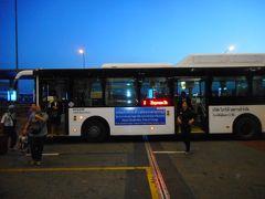 サマーホリデー・チェンマイ~LCCの拠点空港ドーンムアン空港とスワナプーム国際空港間の無料シャトルバスに乗ってみた。