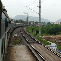 インド最長距離列車Dbrg Vivek Express(列車番号15905)4273km81時間の旅