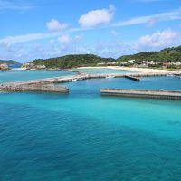初の慶良間諸島 8泊9日の旅⑦