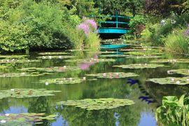 初めての四国旅行はピンポイント (3) まさに絵画の世界!花と光に溢れた「モネの庭」