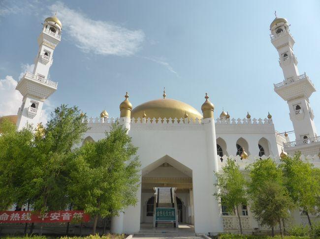 3歳娘を連れてマイナーな寧夏回族自治区・銀川5日間の旅4-まだまだ発展途上の中華回教文化園