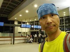 H28 お父ちゃん一人旅inHAWAII(成田空港)