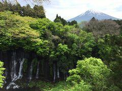 2017年GW 静岡の旅【8】白糸の滝、富士山本宮浅間大社
