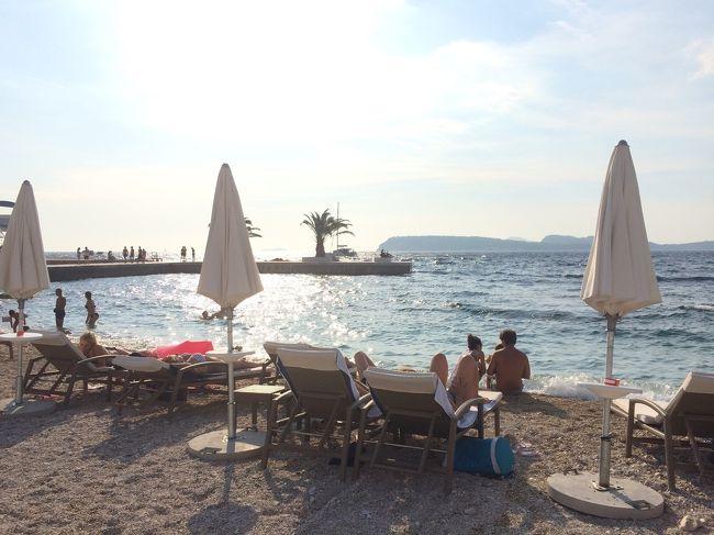 ドブロブニク2日目!今日は街歩きとビーチへ!<br /><br />前日の旅行記:5日目 ドブロブニク 前編<br />http://4travel.jp/travelogue/11268095