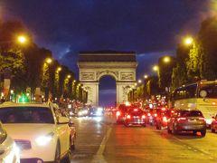 フランス・ベルギー・ドイツ3週間ひとり旅 (NO.1)  : 旅の計画~7月12日 パリ到着後、女一人でクレージーホースのヌードショーへ